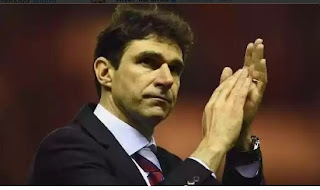 Boro sacks coach Aitor Karanka