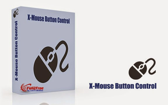 Software : X-Mouse Button Control v2.8.0