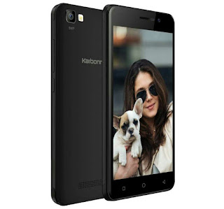karbonn Launched k9 smart selfie 4g phone know price and specification.