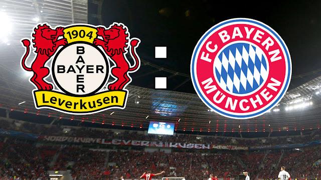 Bayer Leverkusen vs Bayern Munich Full Match And Highlights