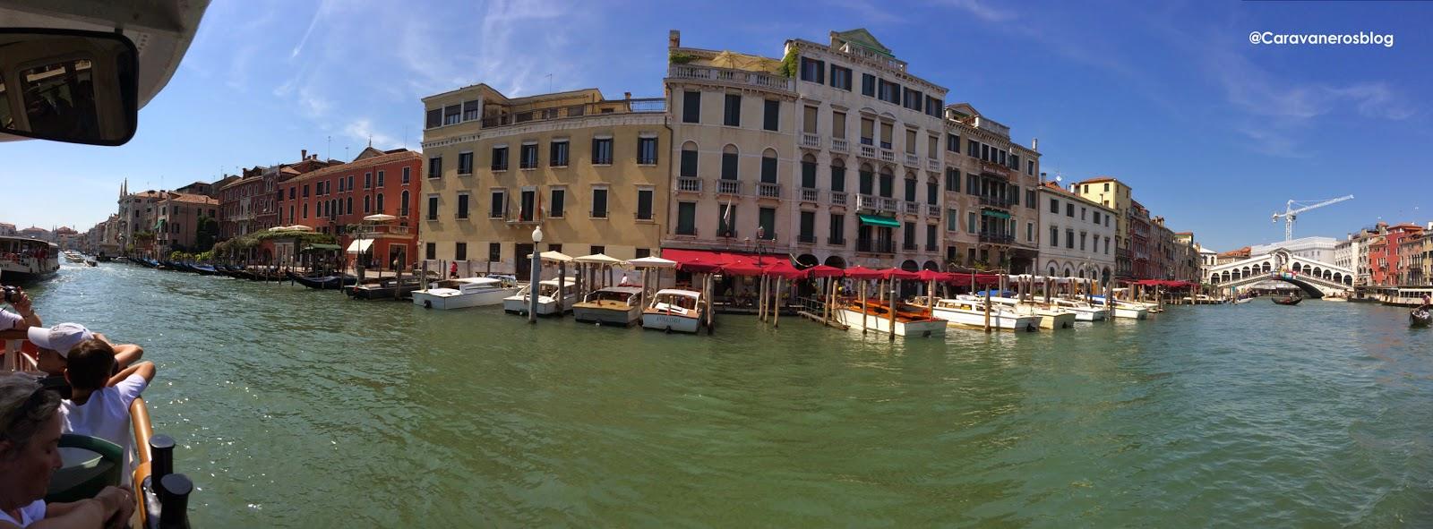 Foto Panorámica de Venecia | caravaneros.com