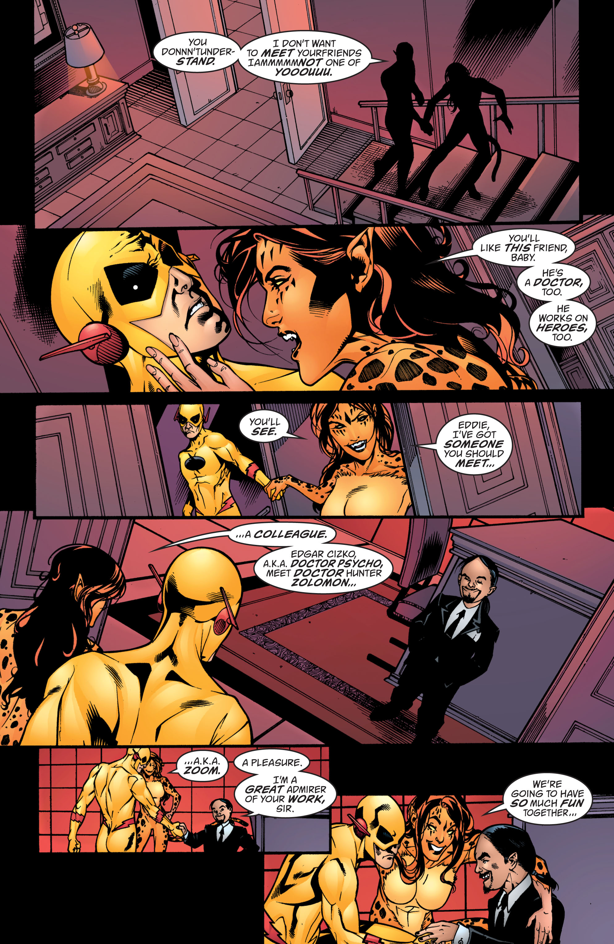 Read online Wonder Woman (1987) comic -  Issue #214 - 22