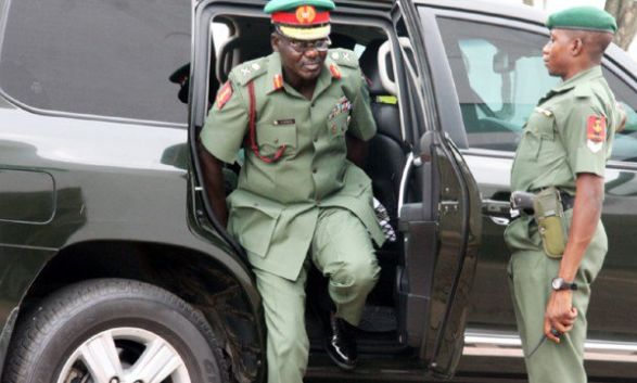 They Really Planning Coup? Army Clamps Down On Some Suspected Soldiers