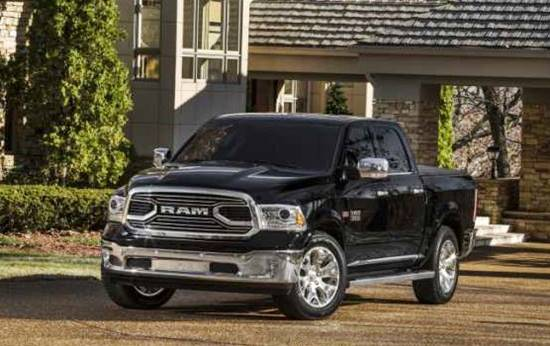 2018 RAM 1500 SRT Hellcat Changes