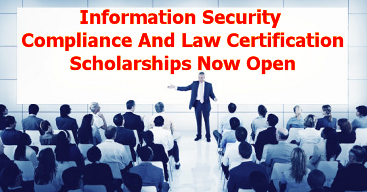 Scholarship in Information Security Compliance & Law - Now