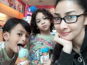 Thumbnail image for Rita Rudaini Sedih Anak Tidak Pernah Ke Bazaar Ramadan