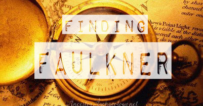Finding Faulkner: The Progeny | Mary E Crawford {Gen 4}