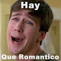 Ay que romántico