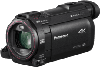Videocamara Panasonic 4K Ultra HD