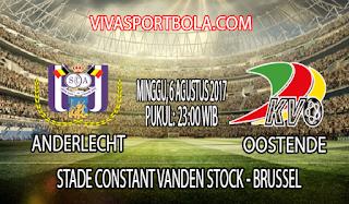 Prediksi Anderlecht vs Oostende 6 Agustus 2017