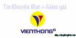 Mã giảm giá và thông tin khuyến mãi hot tai siêu thị điện thoại VienThongA