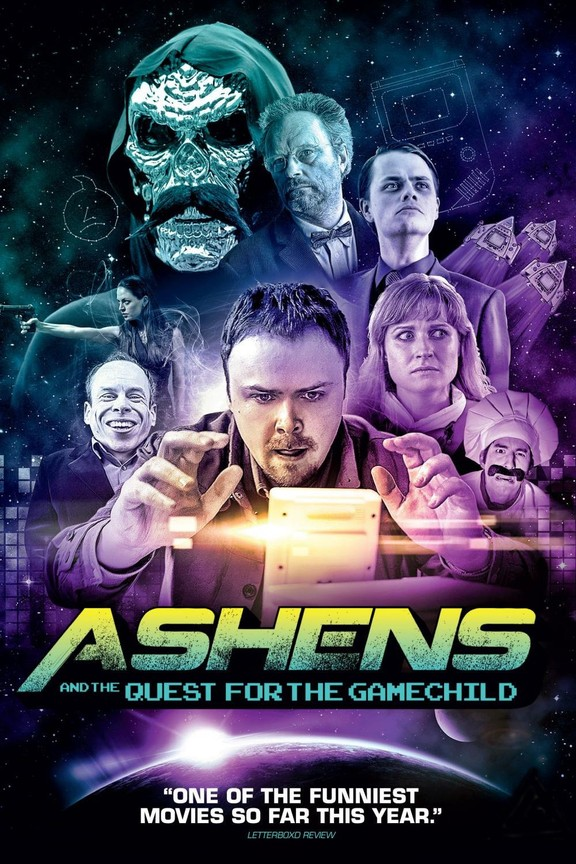 Ashens and the Quest for the Gamechild