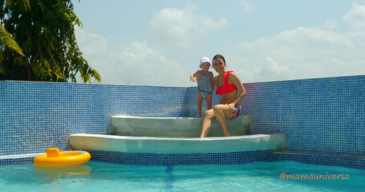 Tips para ir a la piscina con beb s for Piscina p bebe