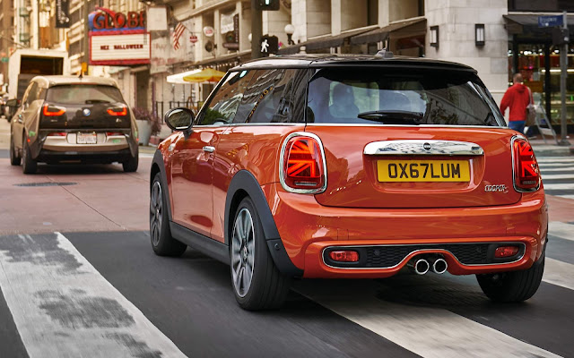 MINI HATCH 2019