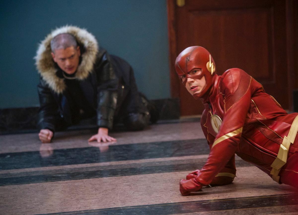 All About TV News: 'The Flash' Season 4 Episode 19 Photos
