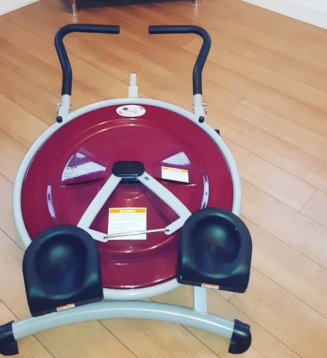 Top 10 Abs Workout Equipment - Ab Circle Pro