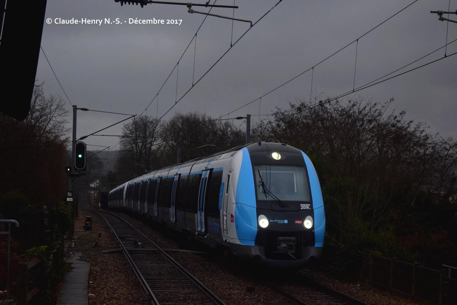 SNCF L'électrification de la branche Paris - Provins sur ...