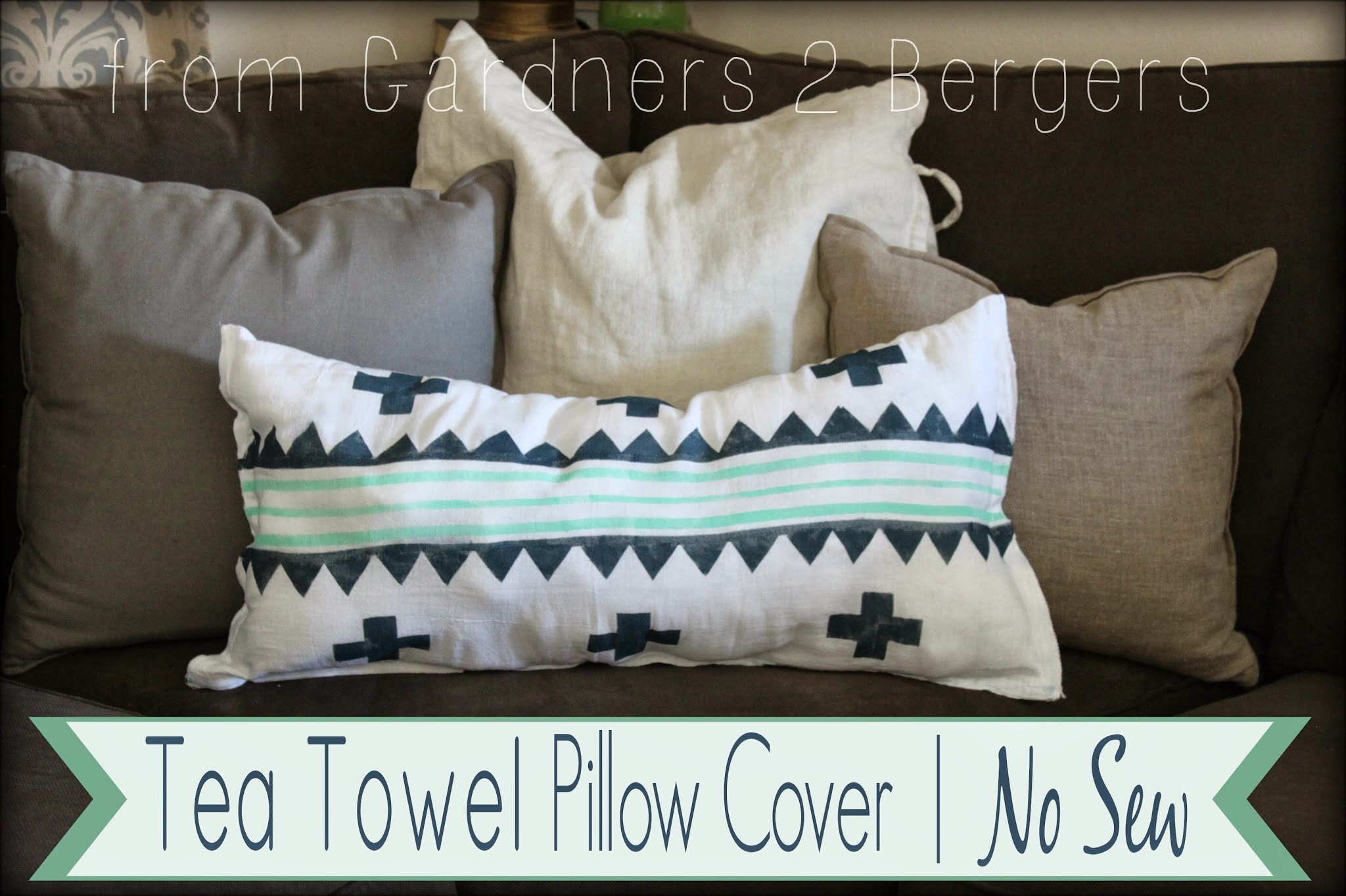 Tea-Towel-Pillow-Cover-No-Sew