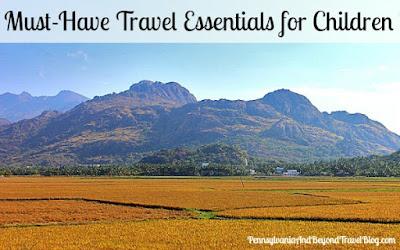 Must-Have Travel Essentials for Children