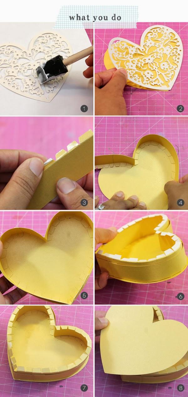 Diy Handmade Candy Box Goodiy