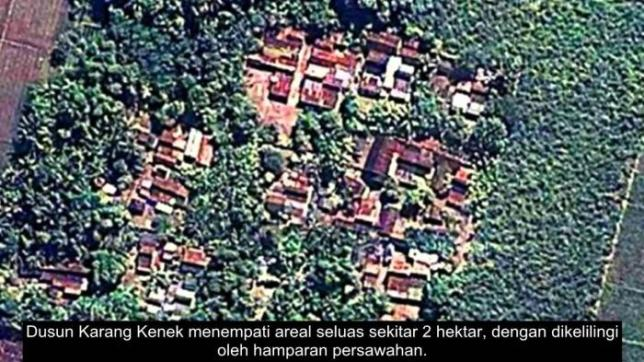 Dusun Karang Kenek Misterius! Puluhan Tahun Warga Desa Ini Hanya 26 KK, Alasannya Mengejutkan!