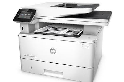 Drivers HP LaserJet Pro MFP M427dw Download