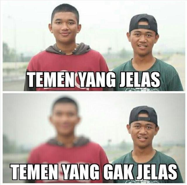 Meme Teman Lucu