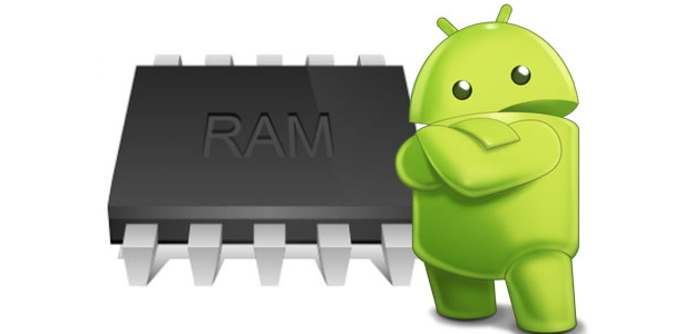 ilustrasi RAM Android
