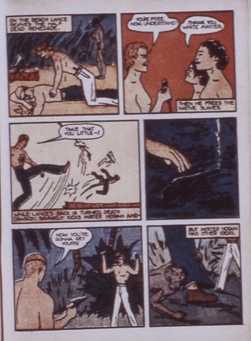 Read online WHIZ Comics comic -  Issue #3 - 49