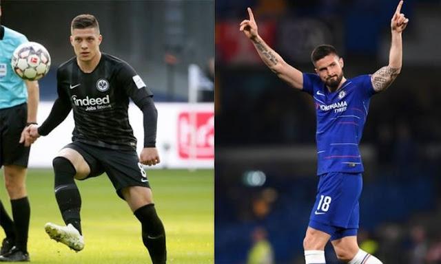 Eintracht Frankfurt vs Chelsea VER EN VIVO ONLINE por Europa League Semifinal.