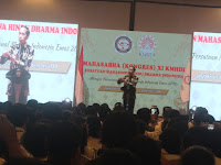 Buka Mahasabha KMHDI, Jokowi  Ajak  Anak Muda Siap Hadapi  Revoluasi Industri 4.0