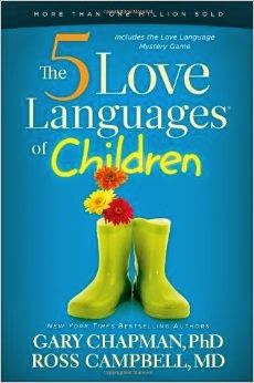 Stone Soup for Five: Book Review-- The 5 Love Languages of