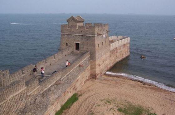 Keadaan Di Penghujung Tembok Besar China