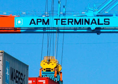Head of Human Resources Vacancy at APM Terminals