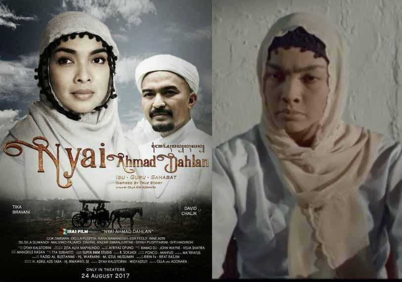 Pemain Film Nyai Ahmad Dahlan The Movie