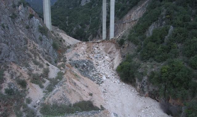 Θεσπρωτία: Καθησυχαστική Η Εγνατία Οδός Για Τη Γέφυρα Κρυσταλλοπηγής