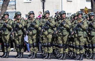 Pasukan Infanteri Rusia