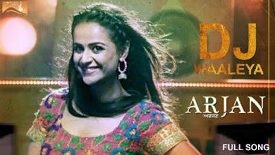 Nimrat Khaira's Dj Waaleya Lyrics – Arjan | Punjabi Song