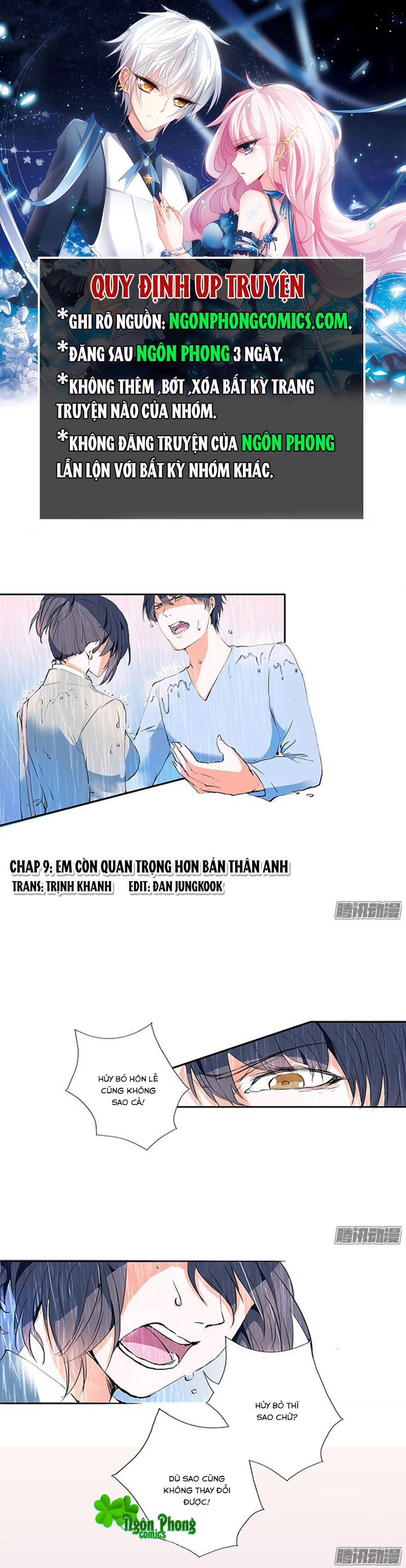 Thiên Kim Đường Môn_Chap 9