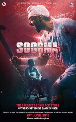 soorma movie first look