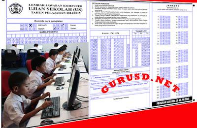 Lembar Jawaban Komputer (LJK) Versi Ujian Dan Ulangan