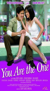 You Are The One is a 2006 Filipino romantic comedy film starring Sam Milby and Toni Gonzaga.