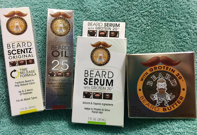 beard care for men