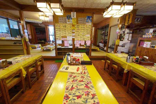 restaurant, interior, Nagomagai