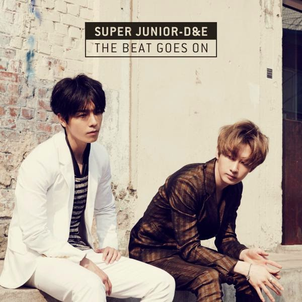 Lirik Donghae-Eunhyuk The Beat Goes On
