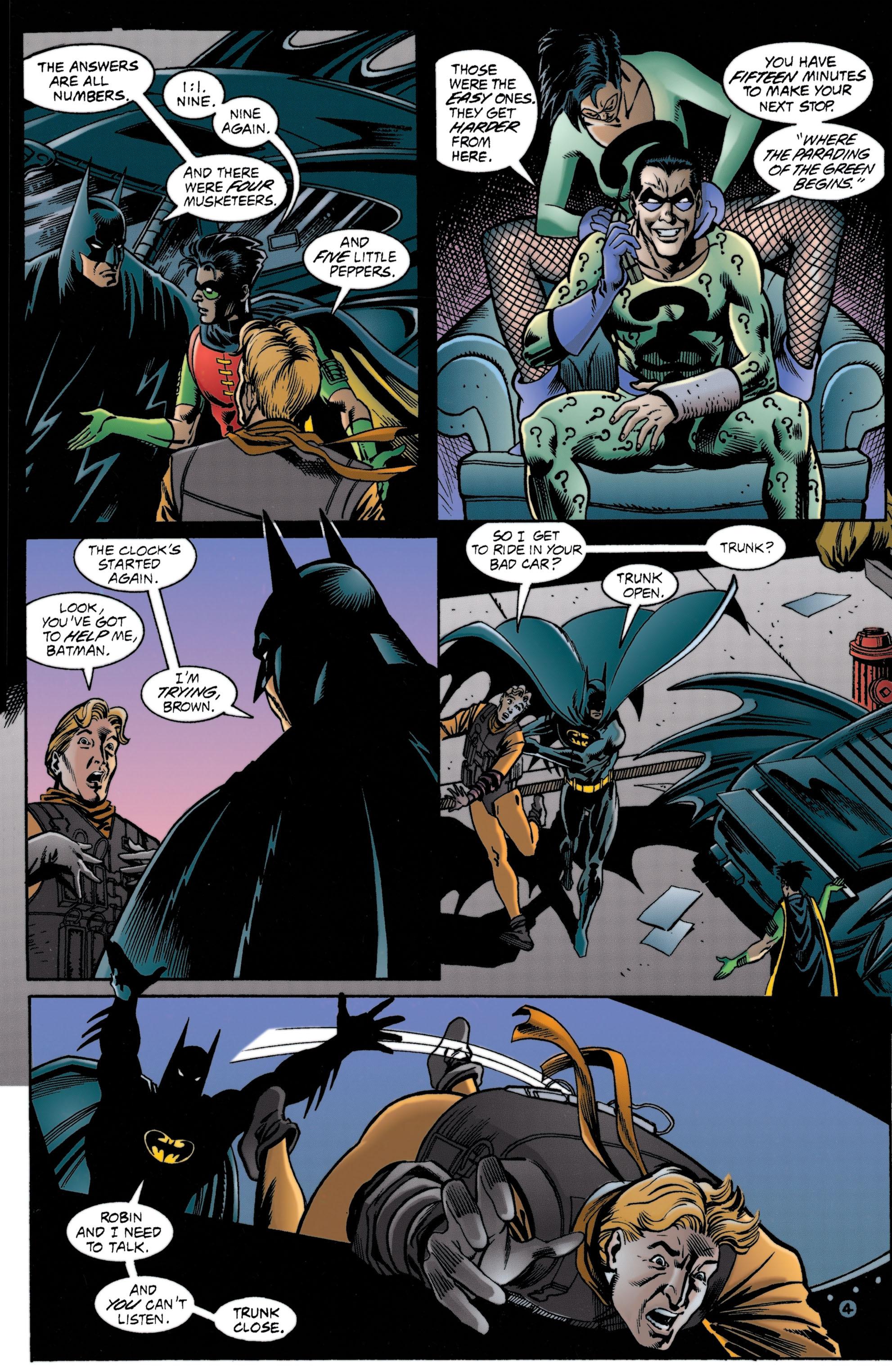 Detective Comics (1937) 706 Page 4