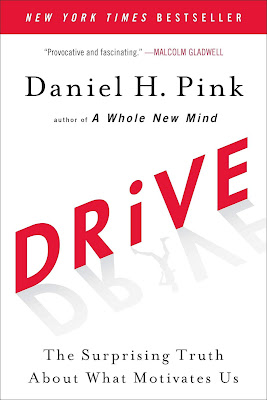 "Featured in the article: ""12 Best Leadership Books You Must Read"". Drive By Daniel H Pink"