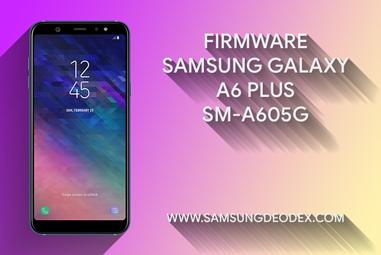 FIRMWARE SAMSUNG A605G - Samsung Deodex