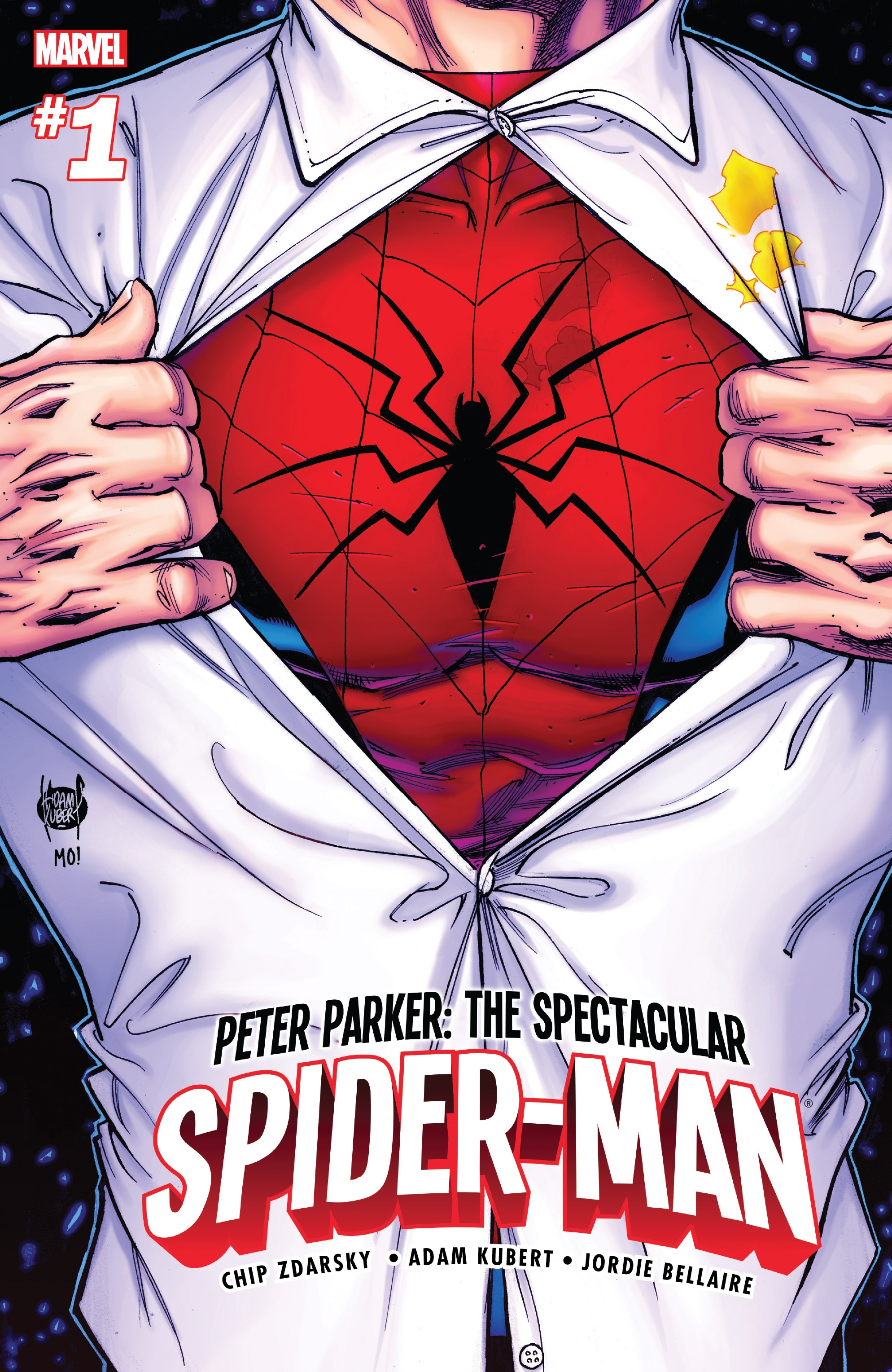 Read online Peter Parker: The Spectacular Spider-Man comic -  Issue #1 - 1