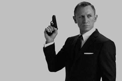 Kata-kata Bijak Quotes James Bond dalam Filmnya